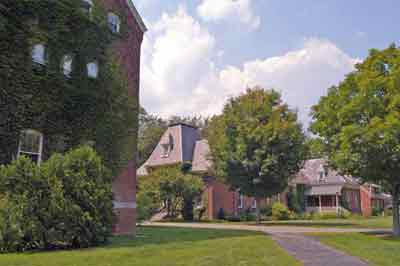 Vermont Academy accommodations